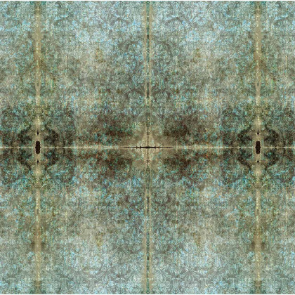 Blackpop Duprez Wallpaper - Oriental Jade Petite