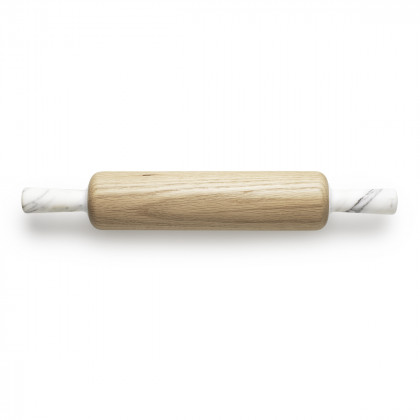 Normann Copenhagen Craft Rolling Pin-White