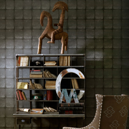 Andrew Martin Engineer Colonial Wallpaper