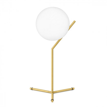 Flos IC Light T1 High Table Lamp -Brass