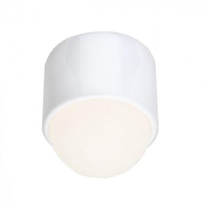 Michael Anastassiades White Porcelain O2 Ceiling / Wall Light