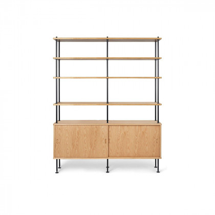 Carl Hansen BM0253 Shelving System - Combination 1