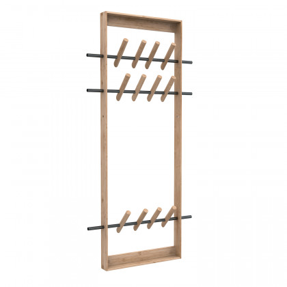 We Do Wood Coat Fame / Rack - Bamboo