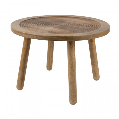 Zuiver Large Mango Wood Side Table