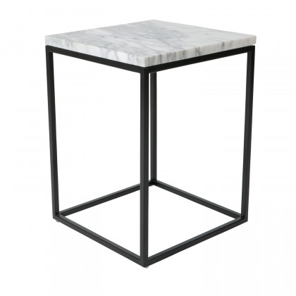 Zuiver Square Marble Side Table