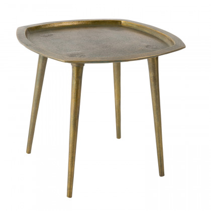 Dutchbone Brass Abbas Coffee Table
