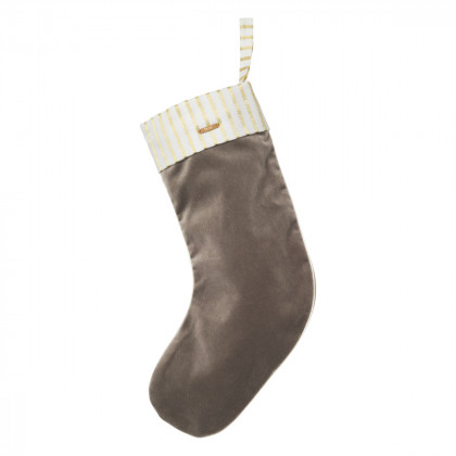 Ferm Living Christmas Velvet Stocking