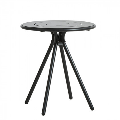 Woud Ray Outdoor Round Cafe Table