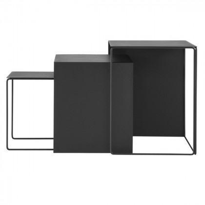 Ferm Living Cluster Tables (Set Of 3)