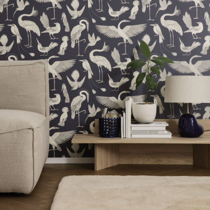 Ferm Living Katie Scott Wallpaper - Birds