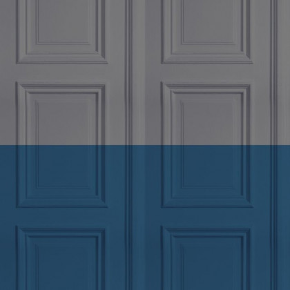 Mineheart Colourblock Panelling Wallpaper
