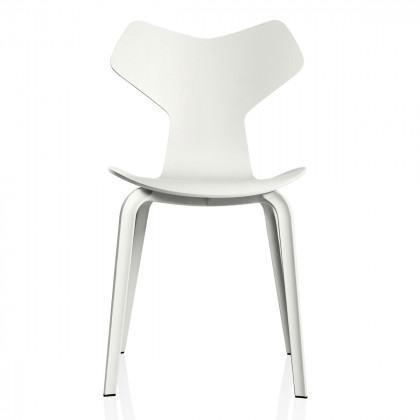 Fritz Hansen Grand Prix Chair Wooden Legs