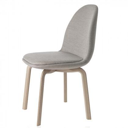 Fritz Hansen Sammen Chair Oak Legs