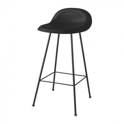 Gubi 3D Counter Stool - Center Base - Unupholstered