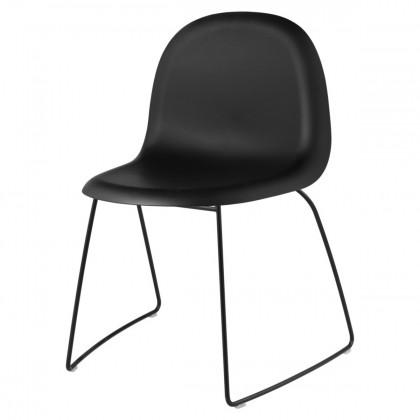 Gubi 3D Dining Chair - Recycled Edition