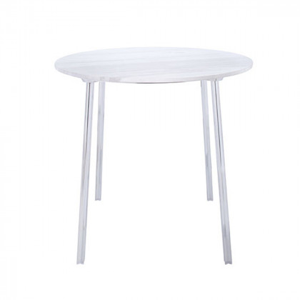 EOQ 4a Table - Anodised Silver