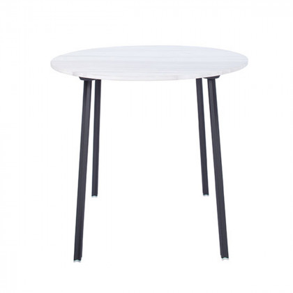 EOQ 4a Marble Table - Powder Coated