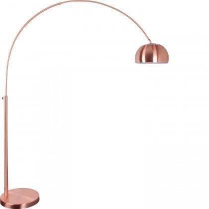 Zuiver Metal Bow Arc Floor Lamp -Copper