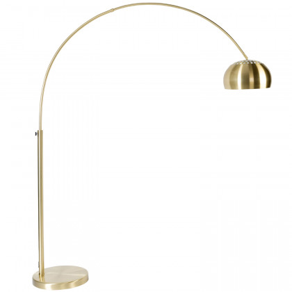 Zuiver Metal Bow Arc Floor Lamp