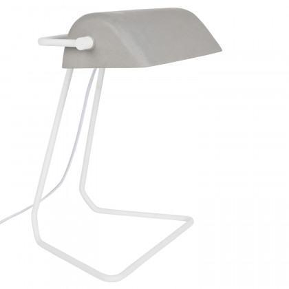 Zuiver Broker Desk Lamp - Concrete