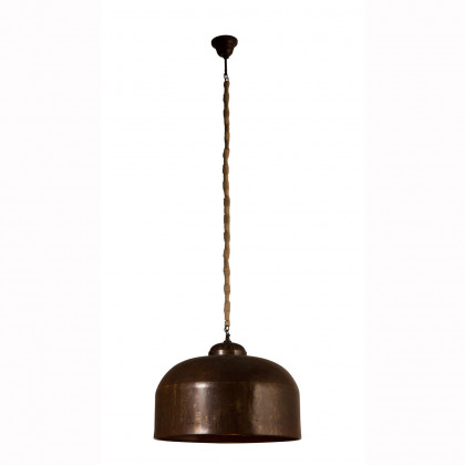 Dutchbone Besar Rust Patina Pendant Light