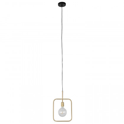 Dutchbone Cubo Brass Pendant Lamp