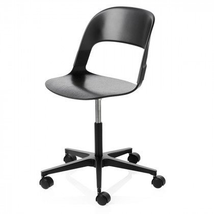 Fritz Hansen BH25 Pair Swivel Chair