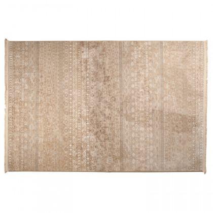 Dutchbone Vintage Striped Shisha Rug - Forest