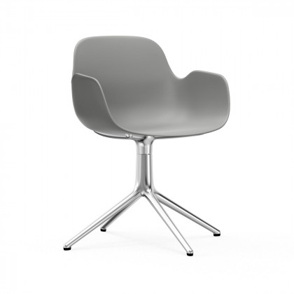 Normann Copenhagen Form Swivel Armchair