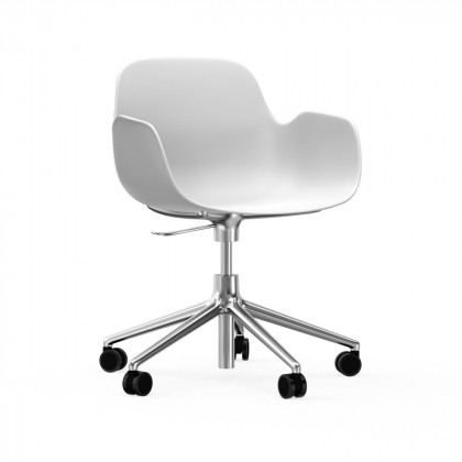 Normann Copenhagen Form Office Swivel Armchair