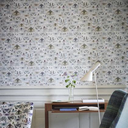 Designers Guild Issoria Wallpaper