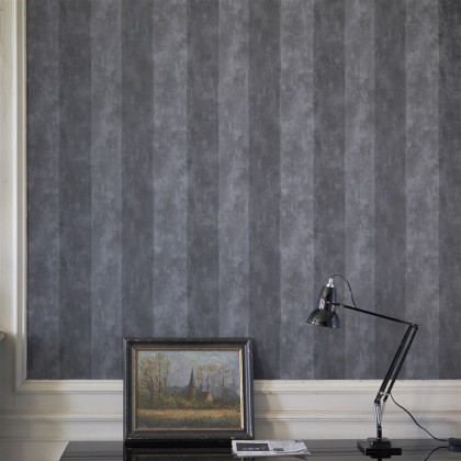 Designers Guild Parchment Stripe Wallpaper
