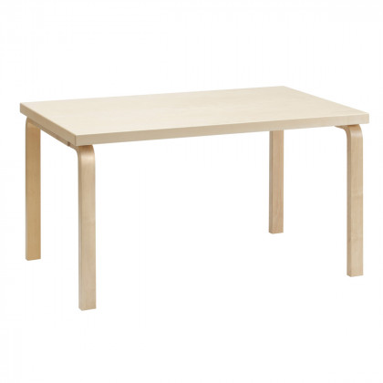 Artek 82B Aalto Dining Table