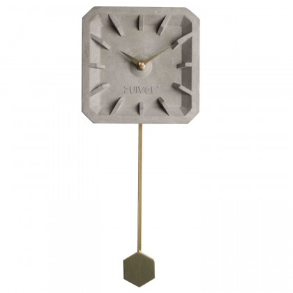 Zuiver Concrete TikTak Clock