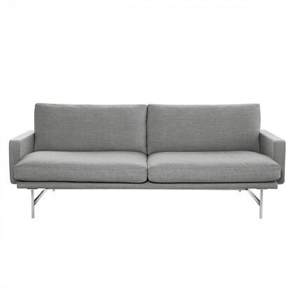 Fritz Hansen Lissoni Sofa, 2-Seater, Fabric