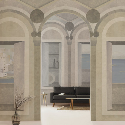 Coordonne Neo-Lineale Mural