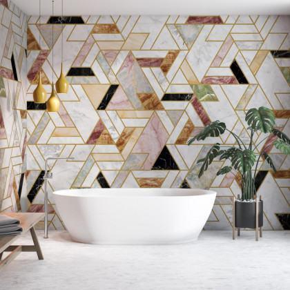 Coordonne Malla Mural Wallpaper