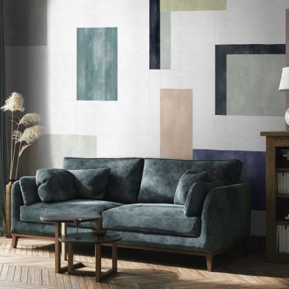 Coordonne Color Study Mural Wallpaper