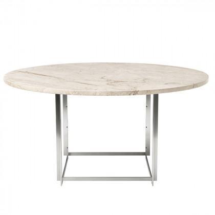 Fritz Hansen Pk54 Table, Marble