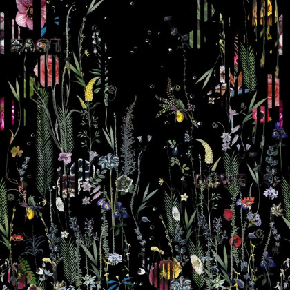 Christian Lacroix Babylonia Nights Panoramic Wallpaper