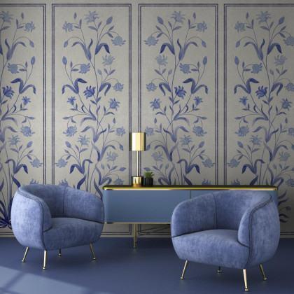 Coordonne Daffodil Mural Wallpaper
