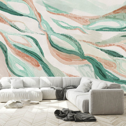 Coordonne Hygge Mural Wallpaper