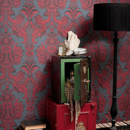 Cole and Son Wyndham Wallpaper - Albemarle