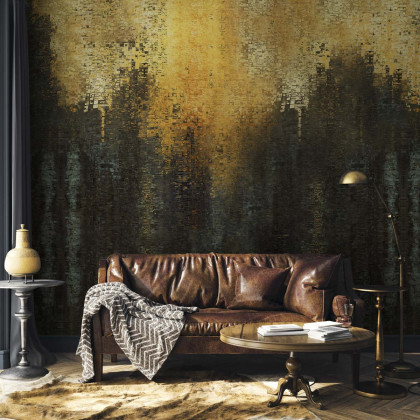 Coordonne Gustave Metallics Mural Wallpaper - Clearance Design - 9600300 (50% Off RRP) - WxH - 100x270cm