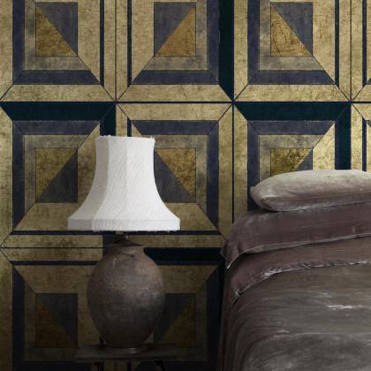 Coordonne Empire Metallics Mural Wallpaper