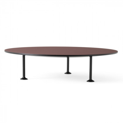 Menu Small Godot Coffee Table - Burgundy