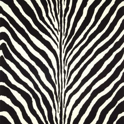 Ralph Lauren Bartlett Zebra Wallpaper