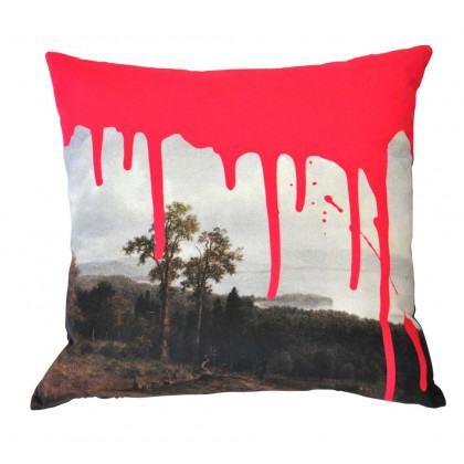 Mineheart Artistic Cushion - Pink