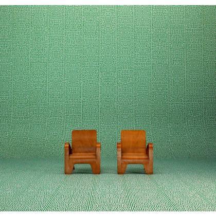 NLXL Studio Job Wallpaper Labyrinth