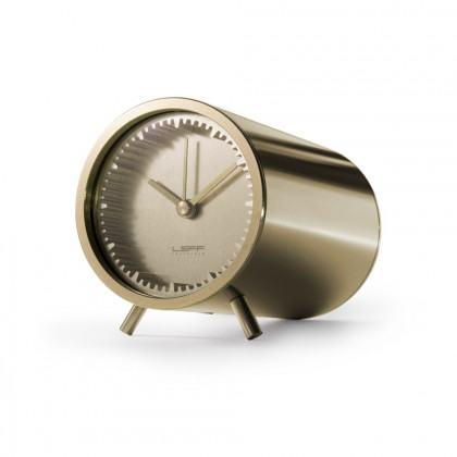 LEFF amsterdam X Piet Hein Eeek Tube Clock - Brass